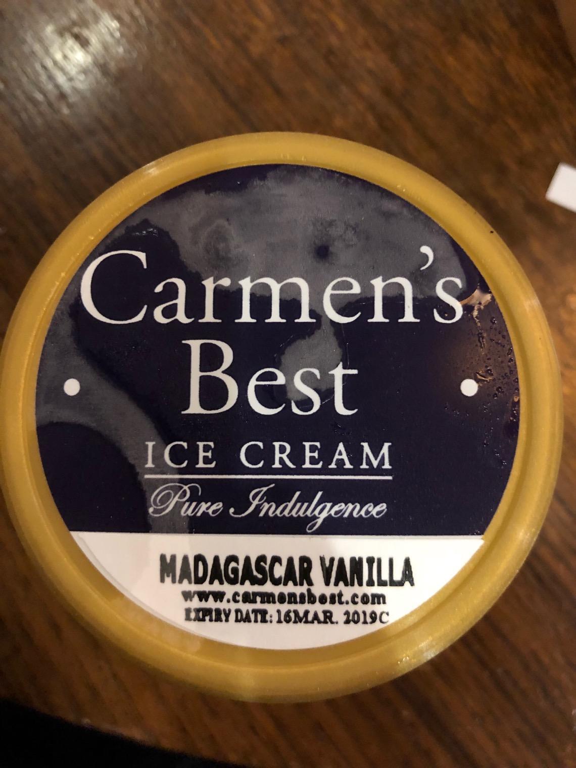 セブ島で食べれるアイスクリーム