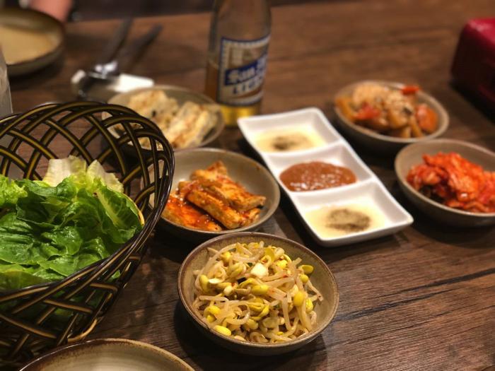セブ市内で穴場の韓国料理店2つ