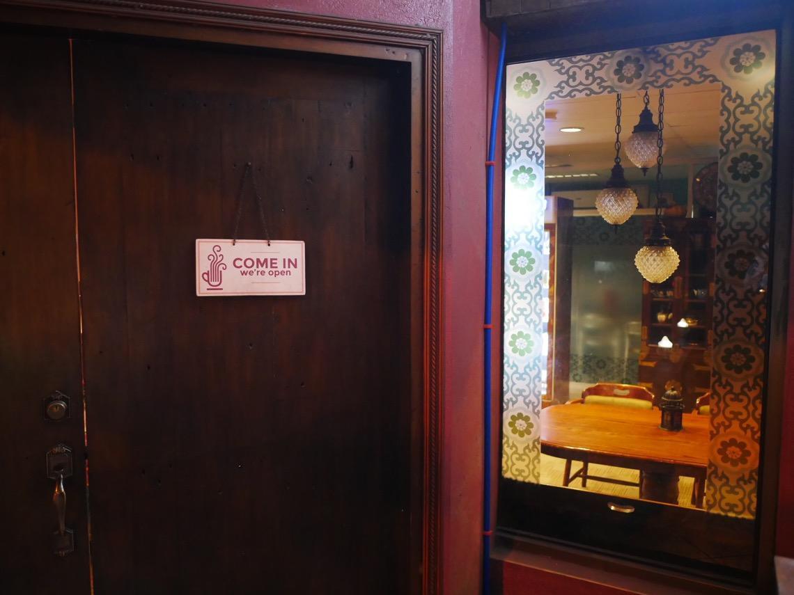 レイテ大戦時の貴重な資料を見つけるなら、Philosophia library cafe