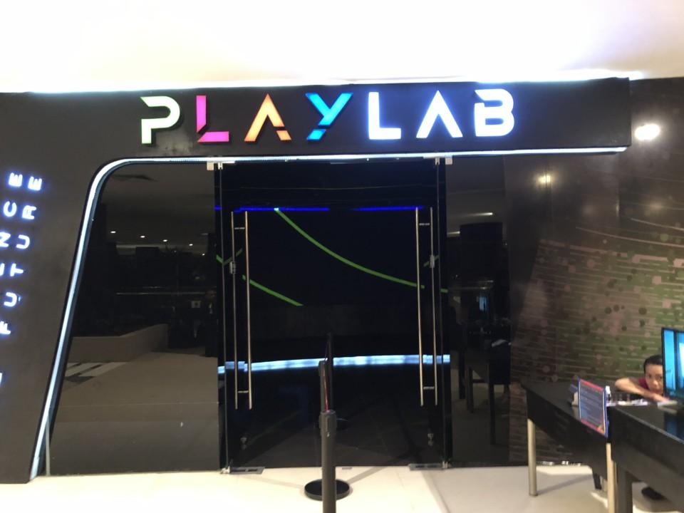 Robinson GalleriaのPlayLab