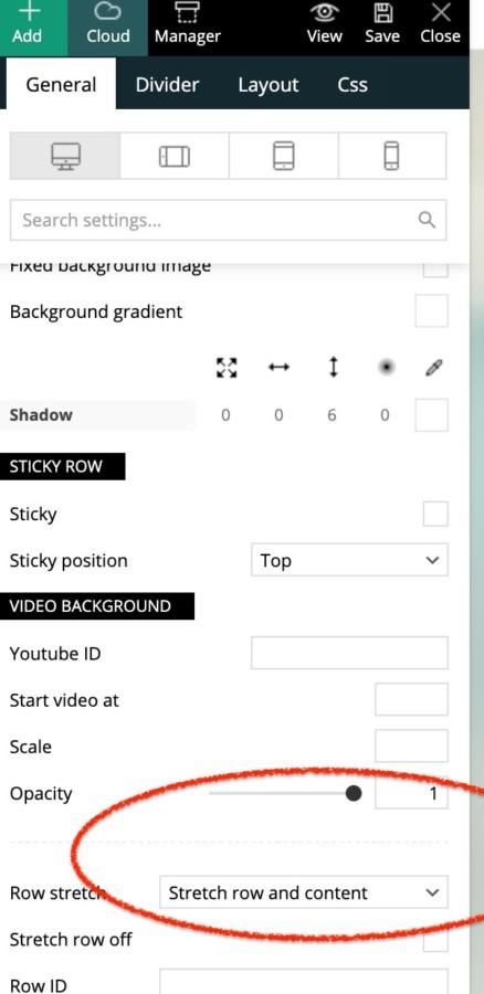 newspaper102 NewspaperXでLPを作る【基本編】全画面ヘッダーの超簡単な設定方法